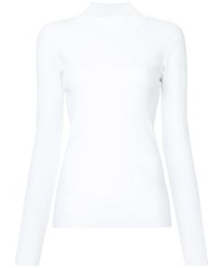Irene | Turtle-Neck Fitted Top Women