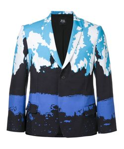 Wan Hung | Printed Blazer 46 Cotton
