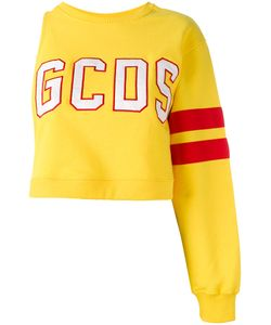 Gcds | One Sleeve Sweatshirt Size Medium