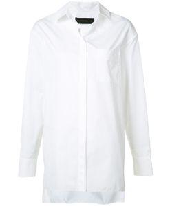 Alexandre Vauthier | Oversized Button Shirt