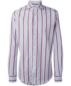 GABRIELE PASINI | Striped Shirt 41 Cotton