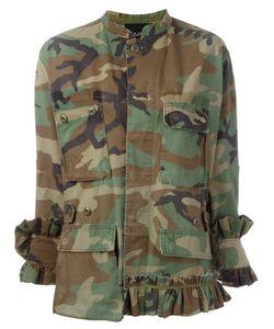 Erika Cavallini | Camouflage Jacket