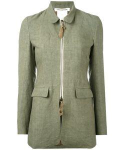 CHEREVICHKIOTVICHKI | Fitted Zip Front Jacket