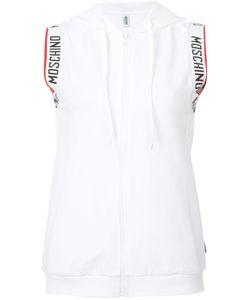 Moschino | Sleeveless Hooded Top S