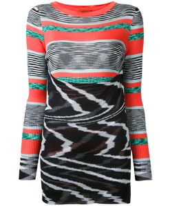 Missoni | Intarsia Knit Jumper Size 38