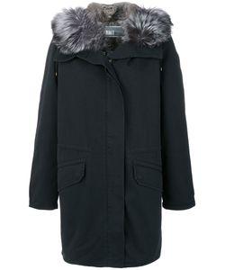 ARMY YVES SALOMON | Fur Trim Hooded Parka Women