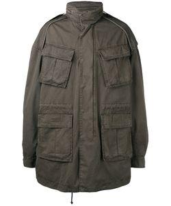 JUUN.J | Oversized Midi Coat 46