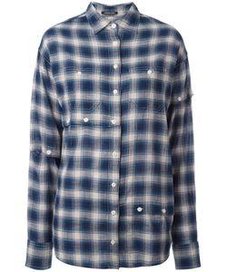 R13   Plaid Shirt Size Small