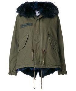 As65 | Куртка На Молнии С Меховой Оторочкой