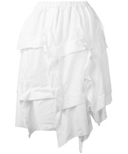 COMME DES GARCONS COMME DES GARCONS | Comme Des Garçons Comme Des Garçons Layered Skirt