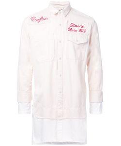 Maison Mihara Yasuhiro | Double Hem Shirt Size 46