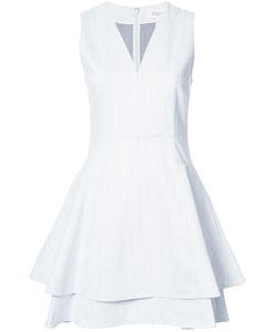 Derek Lam 10 Crosby | Расклешенное Многослойное Платье