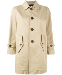 Dsquared2 | Barracuda Twill Stretch Trench Coat