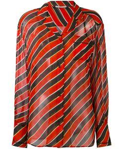 Marco De Vincenzo | Полосатая Рубашка