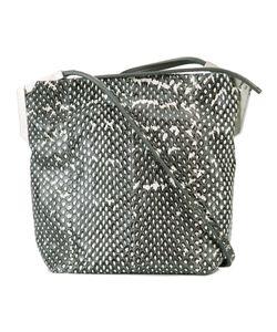 Rick Owens | Printed Shoulder Bag Snake Skin