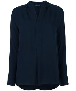Polo Ralph Lauren | Plain Blouse Small Silk