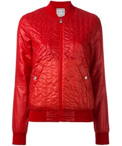 Chanel Vintage | Quilted Bomber Jacket Size