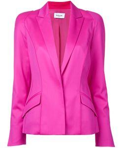 Mugler | Long Sleeved Blazer Jacket 36 Spandex/Elastane/Virgin Wool