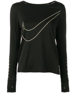 Nike | Топ С Принтом Логотипа