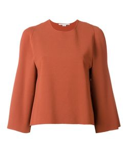 Stella Mccartney | Cut Out Detail Sweatshirt 36 Viscose/Polyester