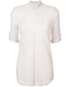 Gabriela Hearst   Short-Sleeve Shirt