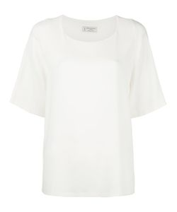 Alberto Biani | Pleated Back T-Shirt