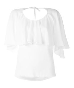 Antonio Berardi | Ruffled Blouse 44