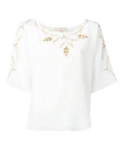 Vanessa Bruno | Embroidered Blouse 36