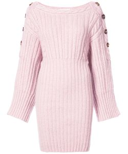 SPENCER VLADIMIR | Cable Knit Sweater Dress Women