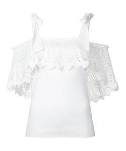 Irene | Блузка С Открытыми Плечами