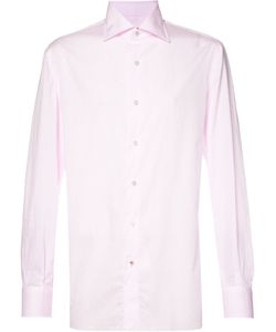 Isaia | Pointed Collar Dress Shirt