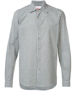 ORLEY | Checked Shirt Small Cotton