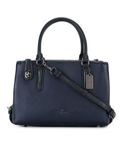 COACH | Removable Strap Tote Leather