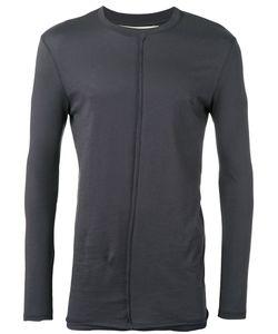 Damir Doma | Ribbed Trim T-Shirt Size Xs