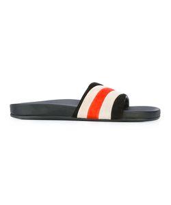 Marc Jacobs   Striped Slide Sandals