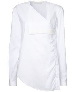 Dion Lee | Axis Folded Shirt Womens Size 8 Cotton