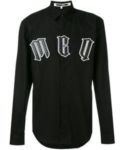 Mcq Alexander Mcqueen | Рубашка С Аппликацией Логотипа