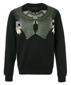 Les Hommes | Geometric Print Sweatshirt