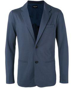 Giorgio Armani | Welt Pocket Blazer 46 Viscose/Polyamide/Spandex/Elastane/Spandex/Elastane