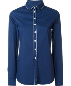 Maison Kitsune | Maison Kitsuné Club Collar Shirt 38 Cotton