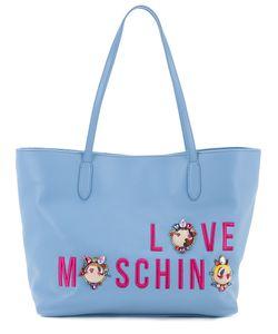Love Moschino | Сумка-Тоут С Логотипом
