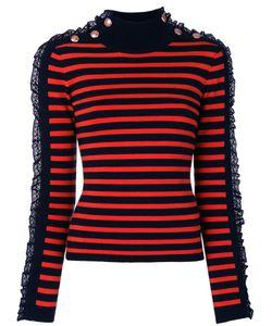 Manoush | Striped Jumper Women M