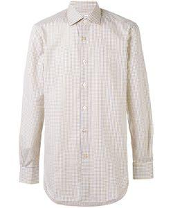 Kiton | Рубашка В Клетку