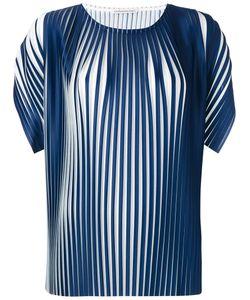 Stefano Mortari | Pleated T-Shirt 42