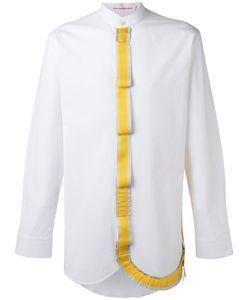 WALTER VAN BEIRENDONCK VINTAGE | Walter Van Beirendonck Mandarin Collar Shirt Size Large