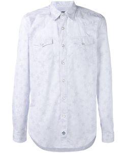 Hydrogen   Star Print Shirt Xxl