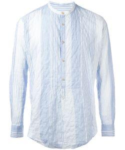 The GIGI | Crumpled Effect Shirt Size 39
