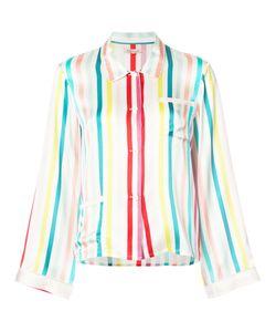 Morgan Lane | Пижамная Рубашка В Полоску