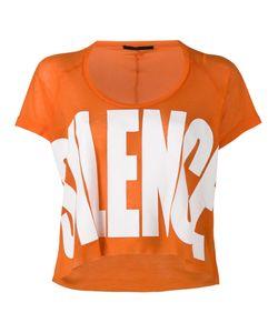 Haider Ackermann | Silence Printed T-Shirt Size Small