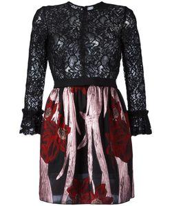 Christian Pellizzari | Lace Mini Dress Size 40